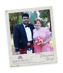 Eleanor Tyagi Wedding :: Floral Dreams, Nottingham - Copyright © 2015